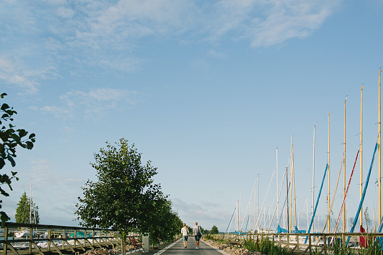 Piren vid Kapellparken i Västerås