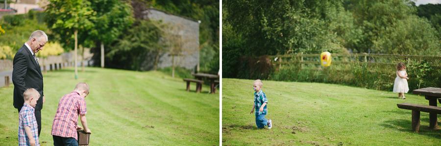 Kilkenny Wedding Photographer: Kids playing