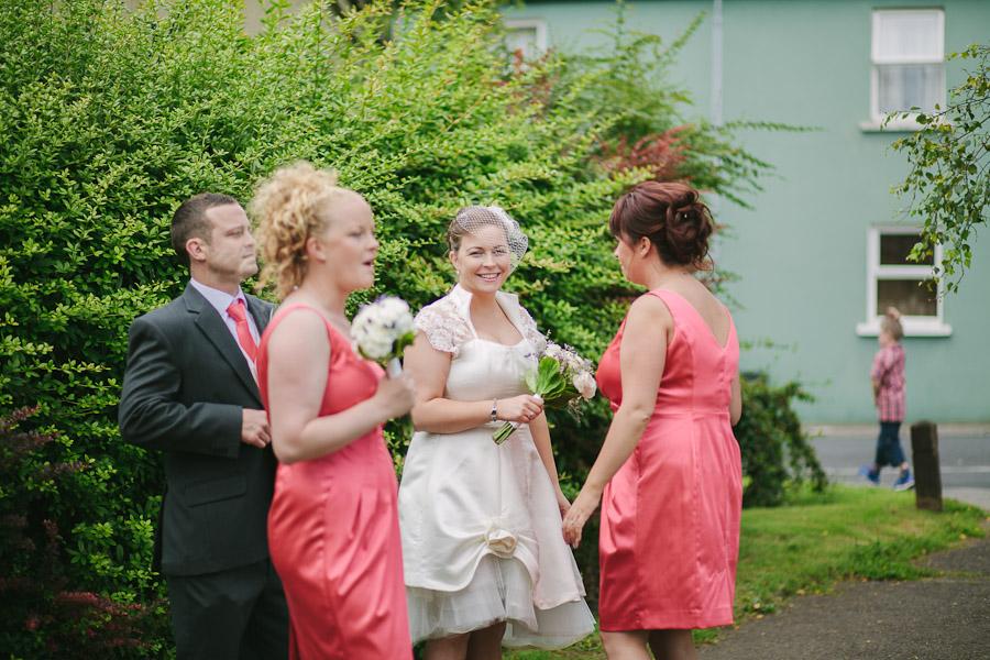 Langtons Kilkenny Wedding: Entourage