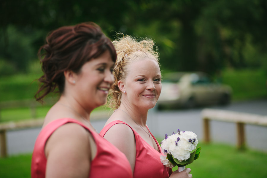 Kilkenny Wedding: Bridesmaids
