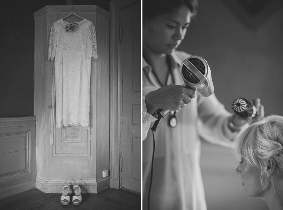 Bröllopsfotograf Västerås Wedding Dress Minna UK