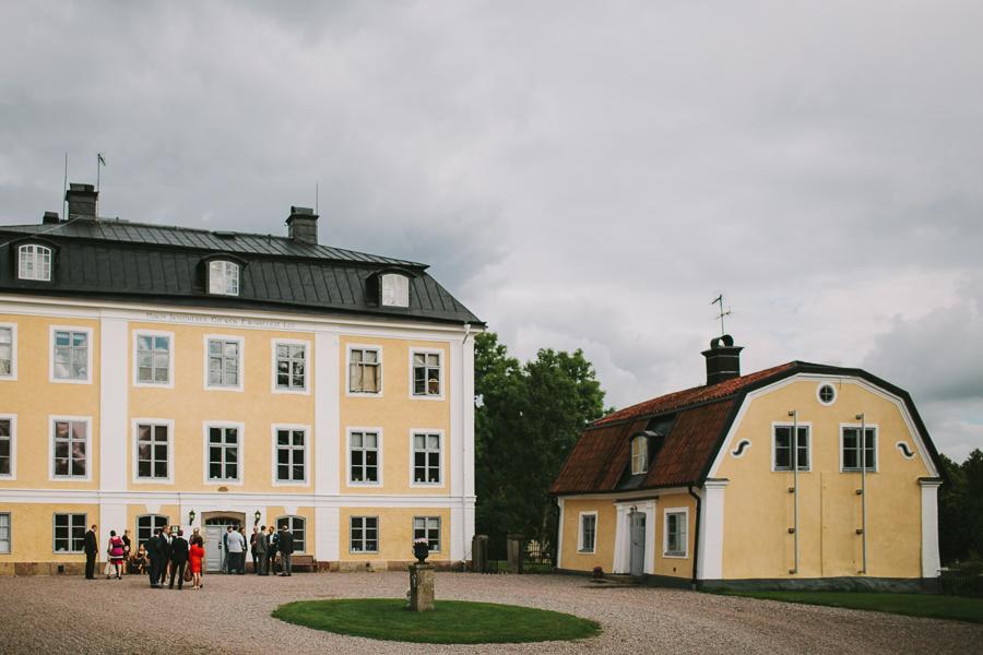 Schenströmska Herrgården Ramnäs