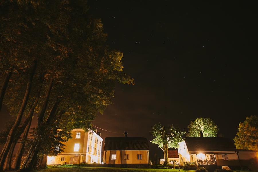 Schenströmska Herrgården By Night