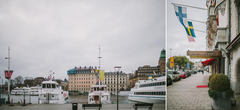 Bröllop Hotel Diplomat Stockholm