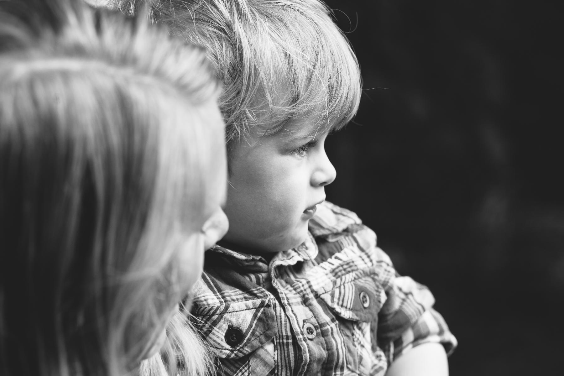Barnporträtt Hagaparken