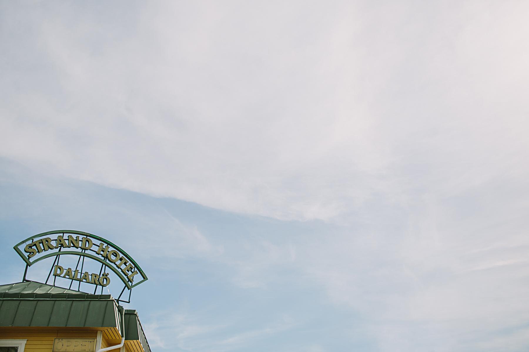 dalarö strand hotell