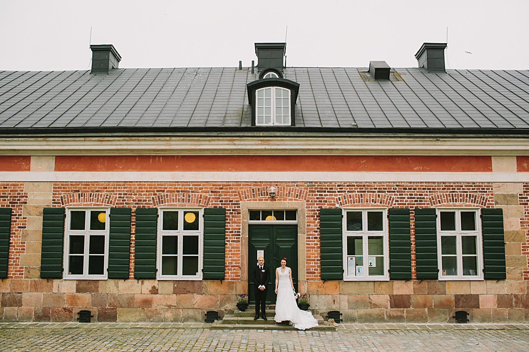skärgårdsbröllop Dalarö tullhus