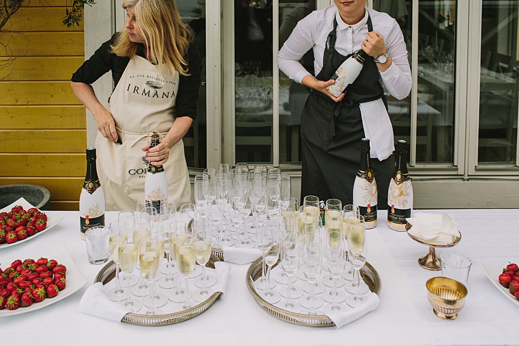 champagne dukas upp