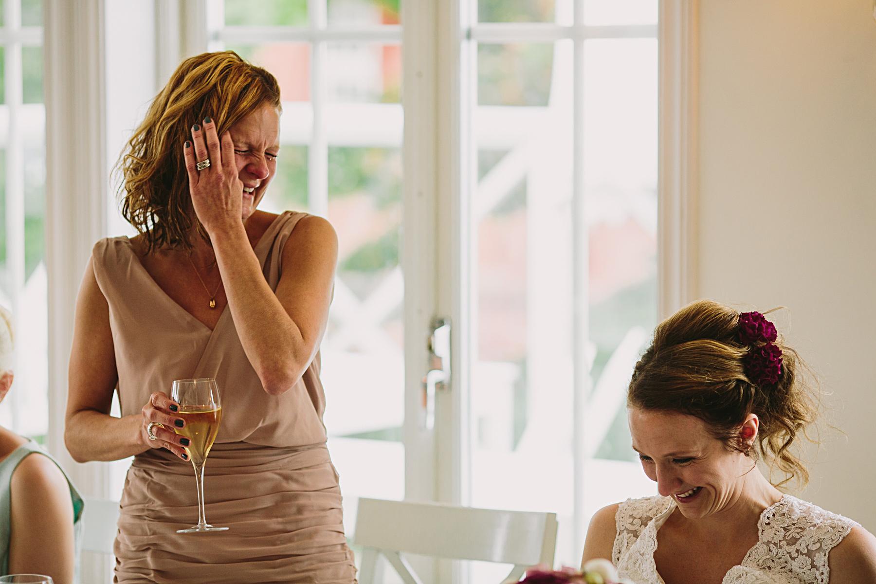 tal p bröllopsmiddag
