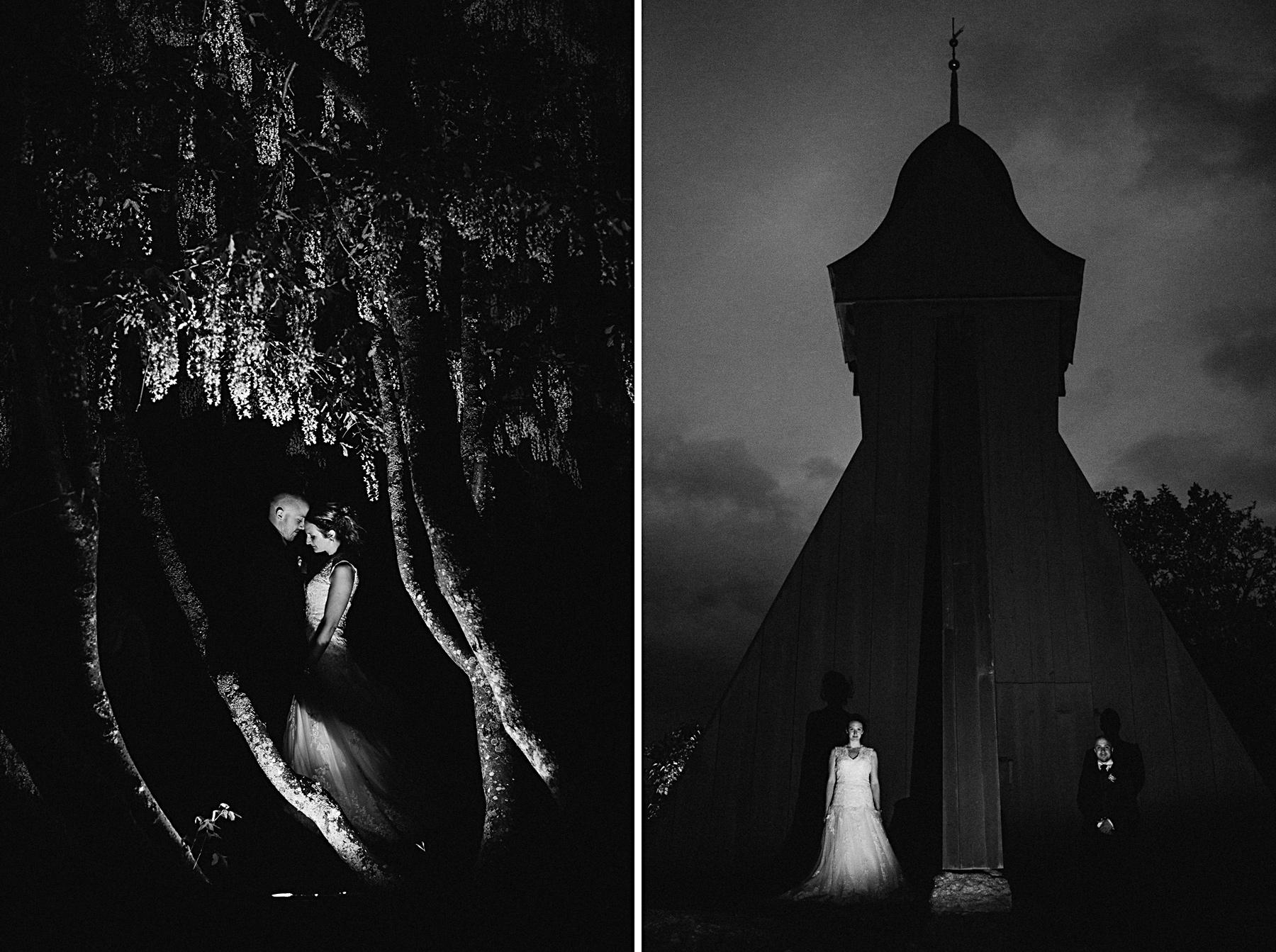 bröllopsporträtt p natten dalarö