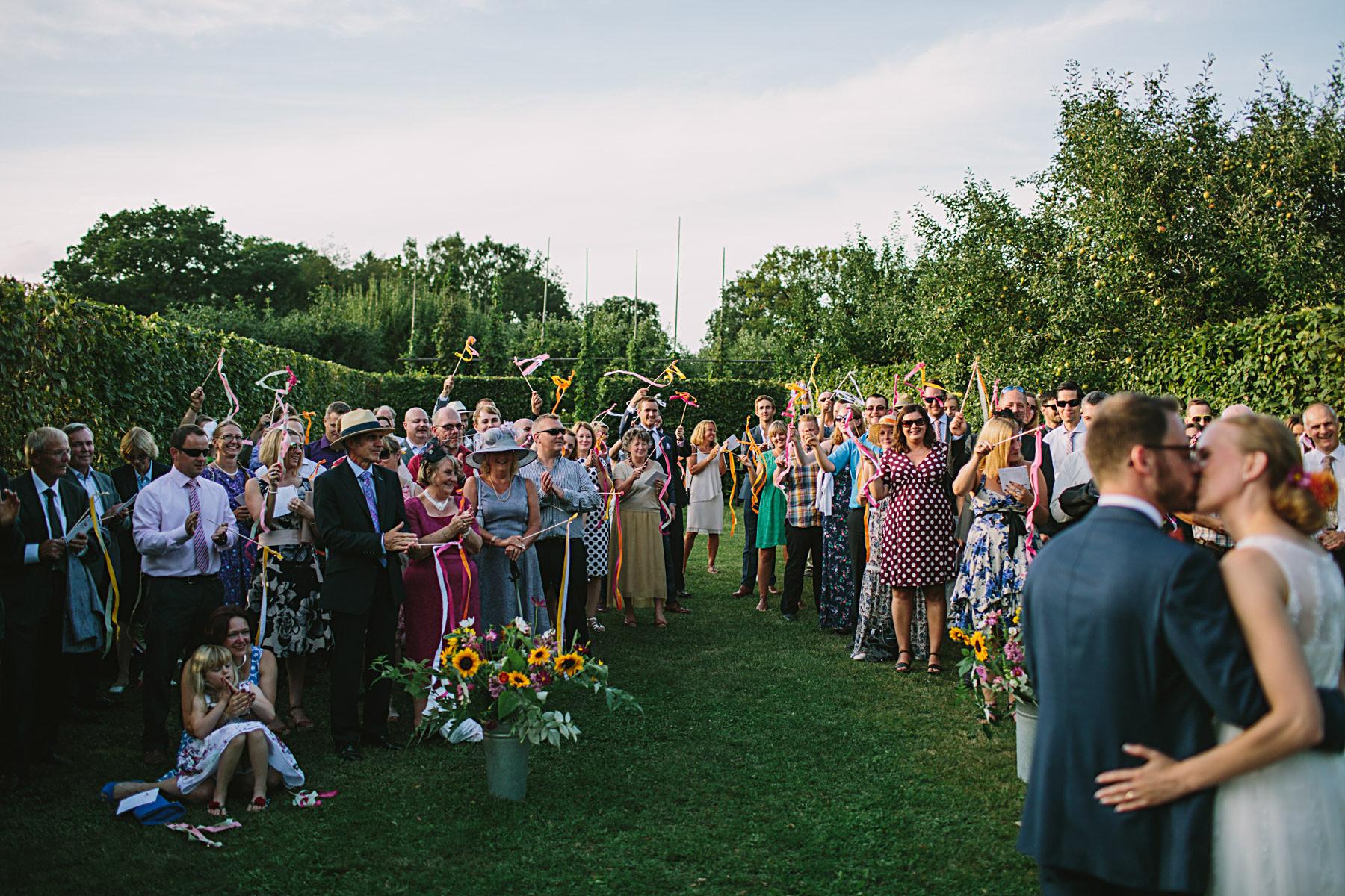 bröllopsfotograf rosendals trädgård