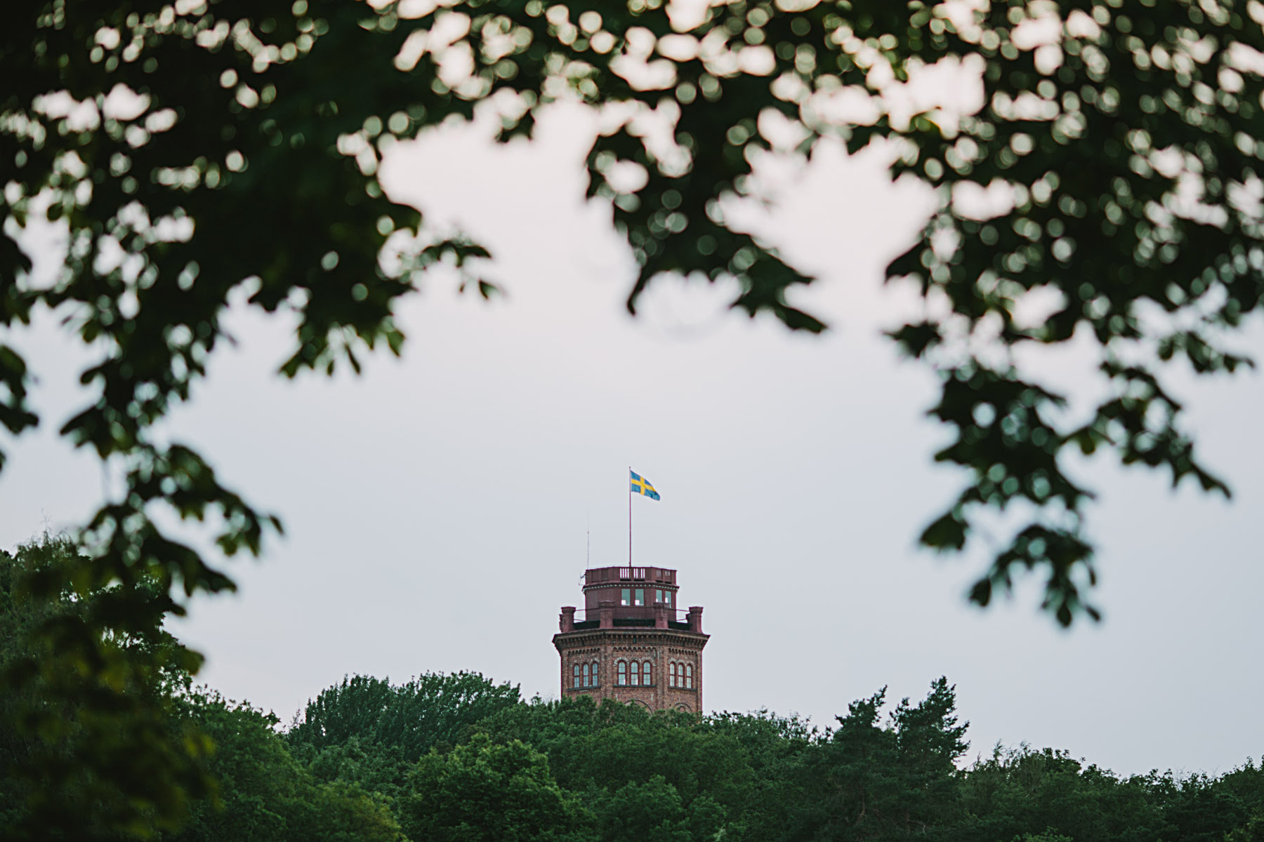 vattentornet på djurgården