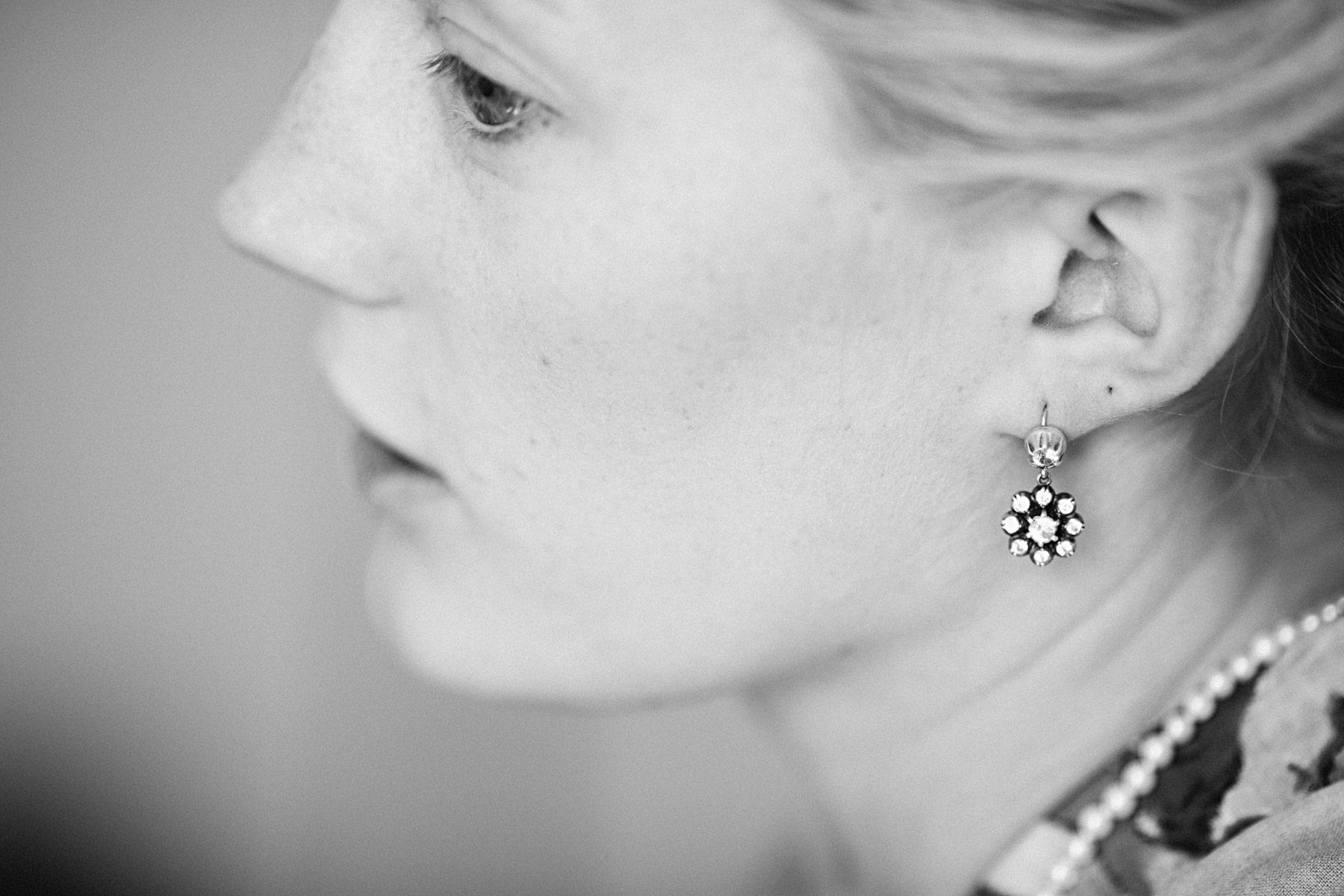 Brudens örhängen