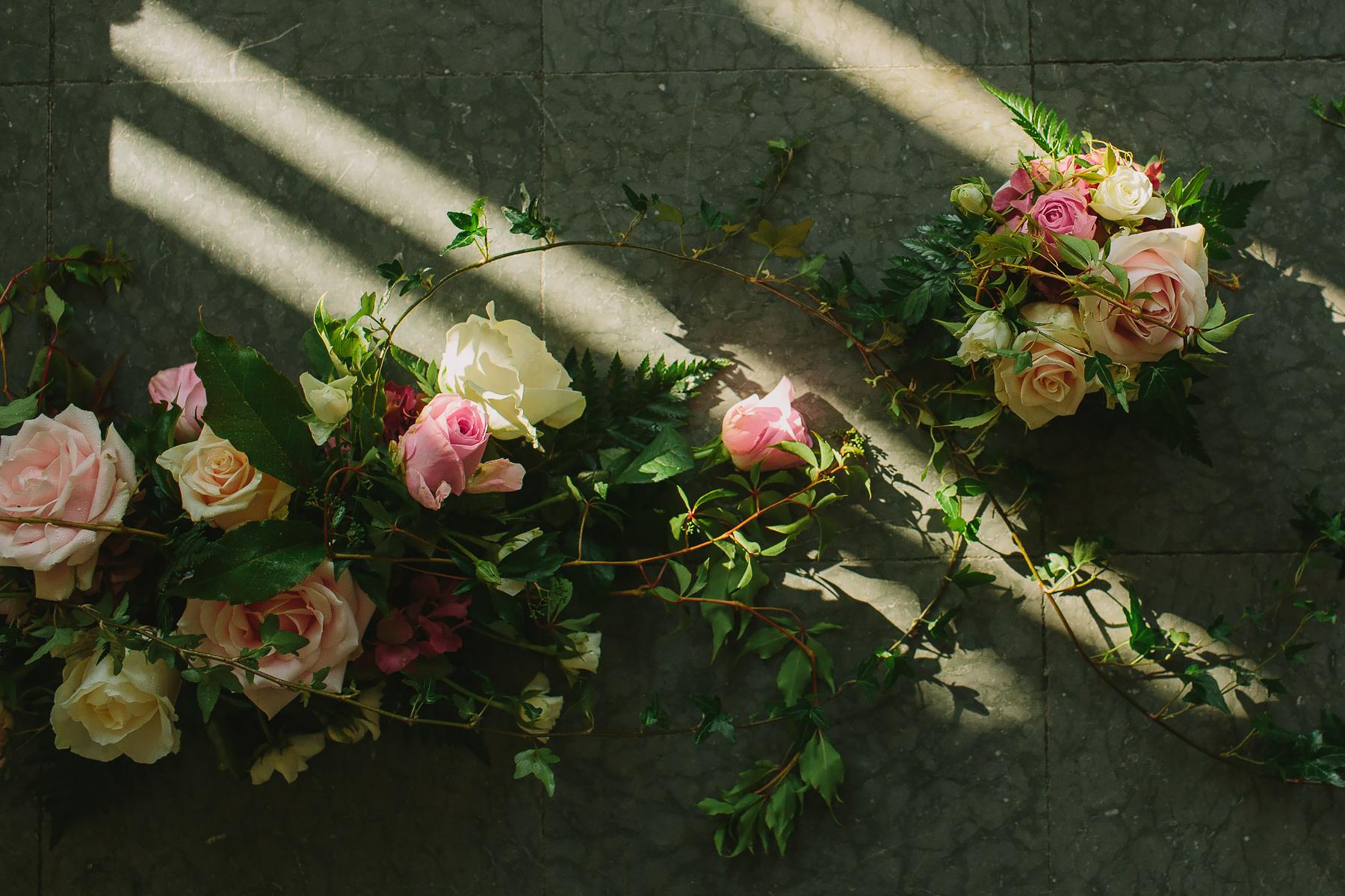 Blomsterarrangenmang
