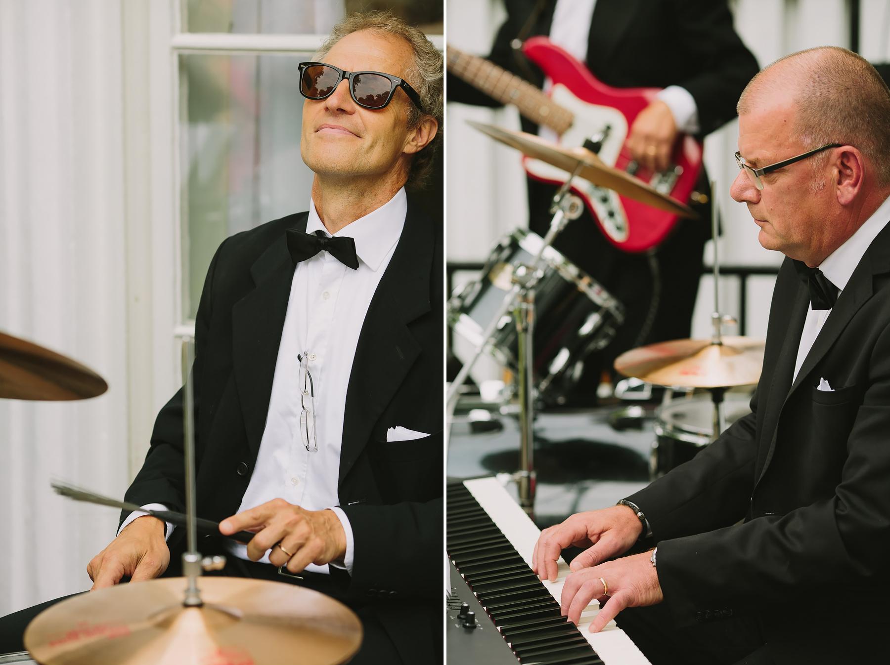 jazzband för bröllop