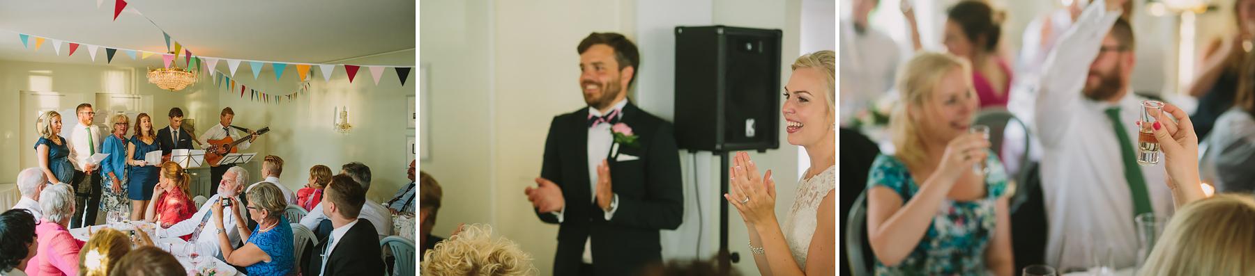 Snaps och snapsvisor bröllop