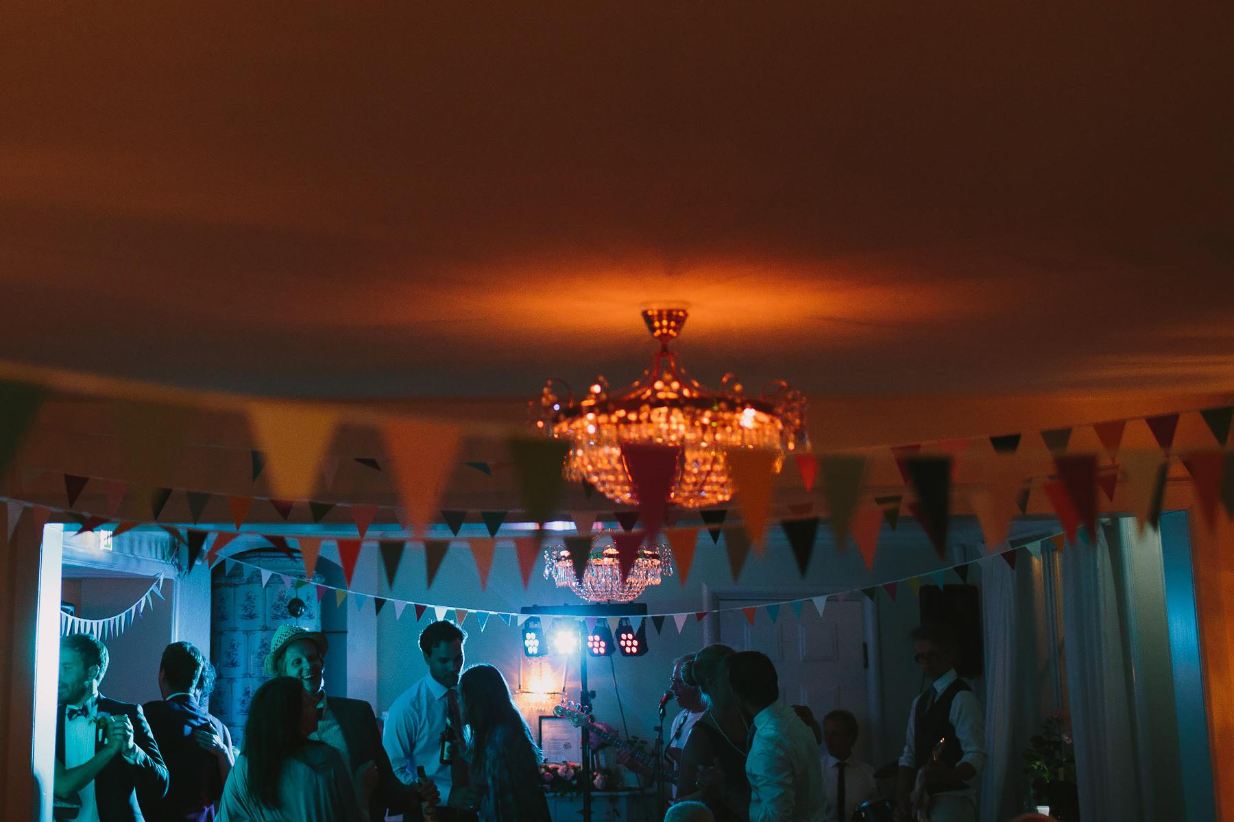 60tals band spelar på bröllop
