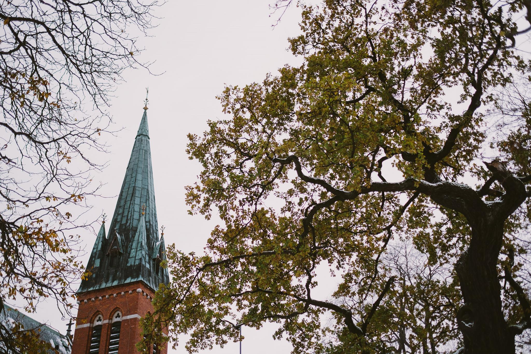 Tornet Gustav Adolfskyrkan