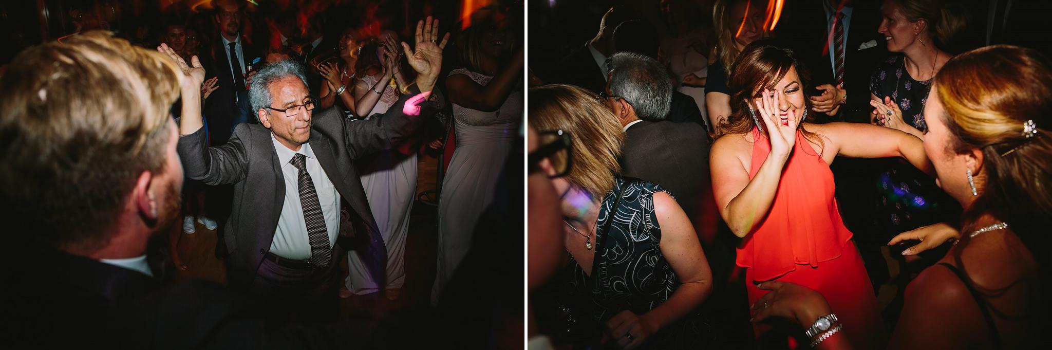persisk dans på bröllop