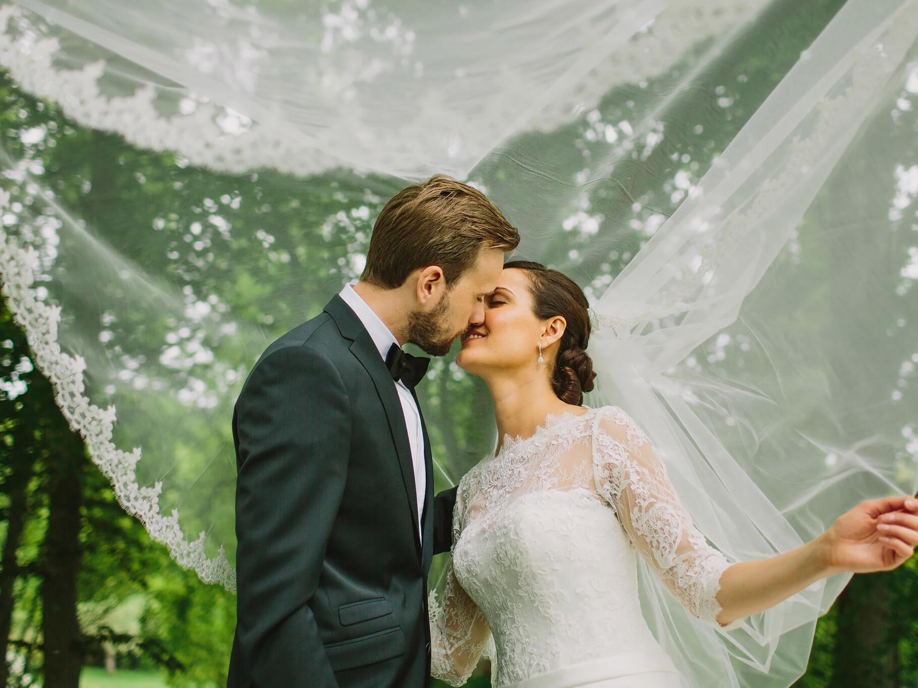 Bröllopsfotograf Sollentuna Bergendal