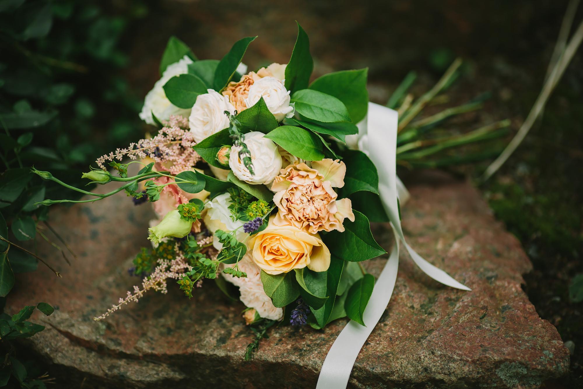 brudbukett till bröllop