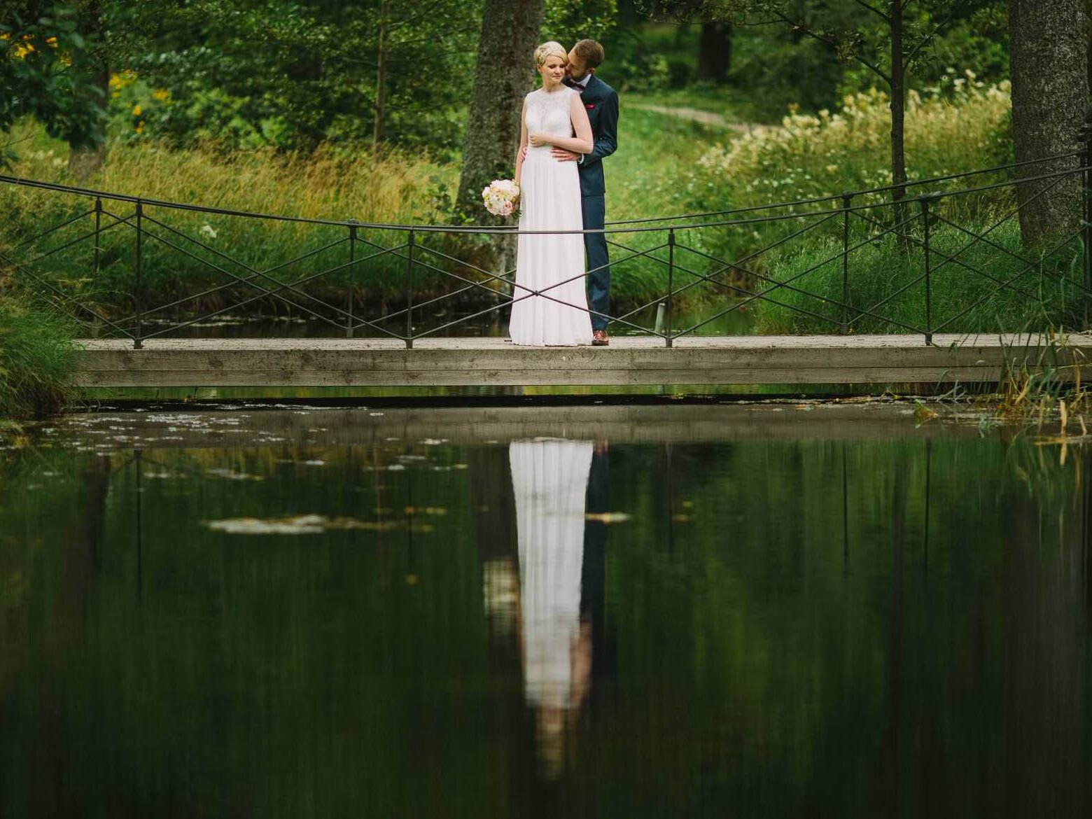 Bröllopsfotograf Stockholm Västerås