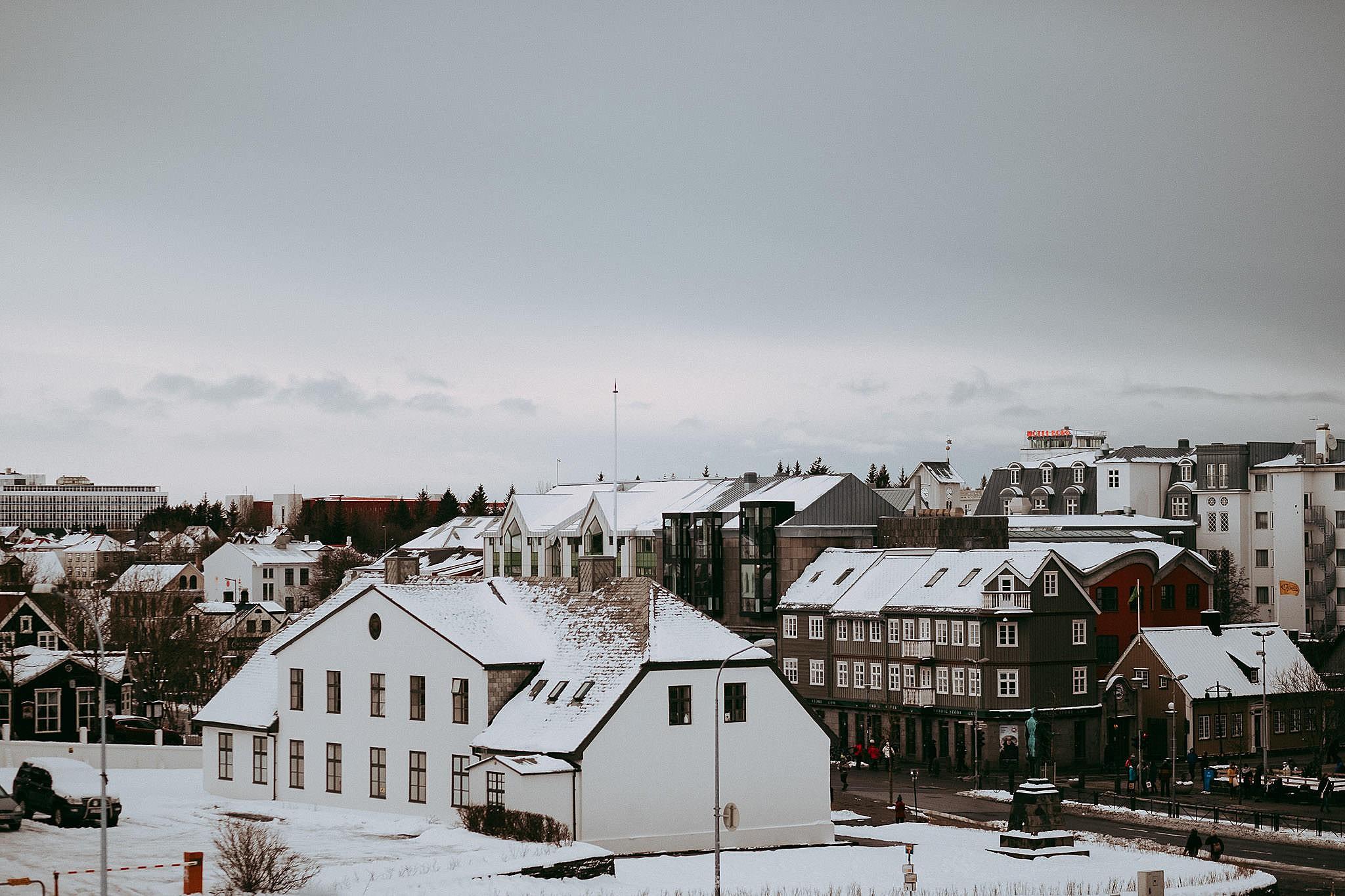 Reykjavik Stad