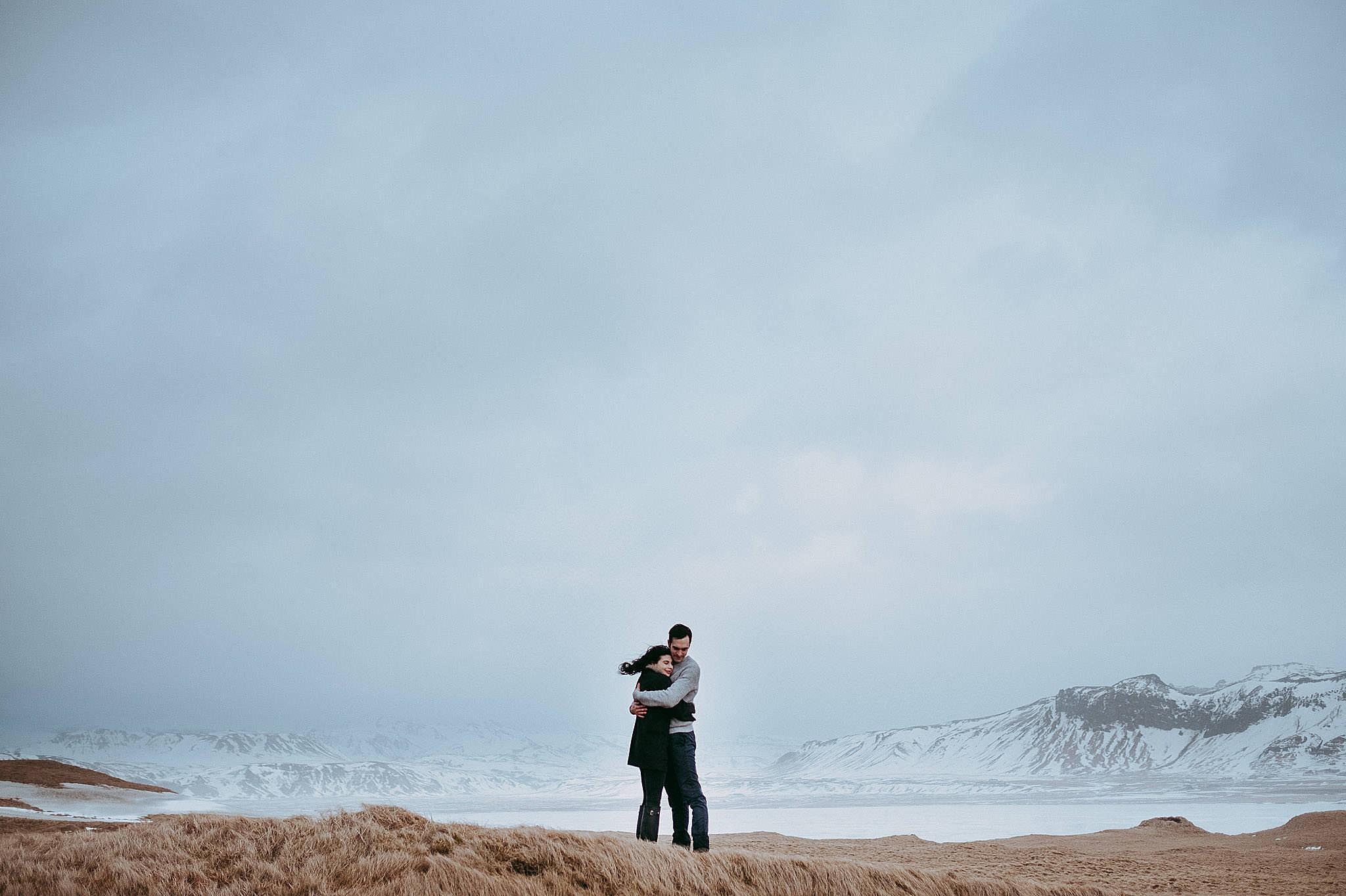 Bröllopsfotograf Reykjavik Island