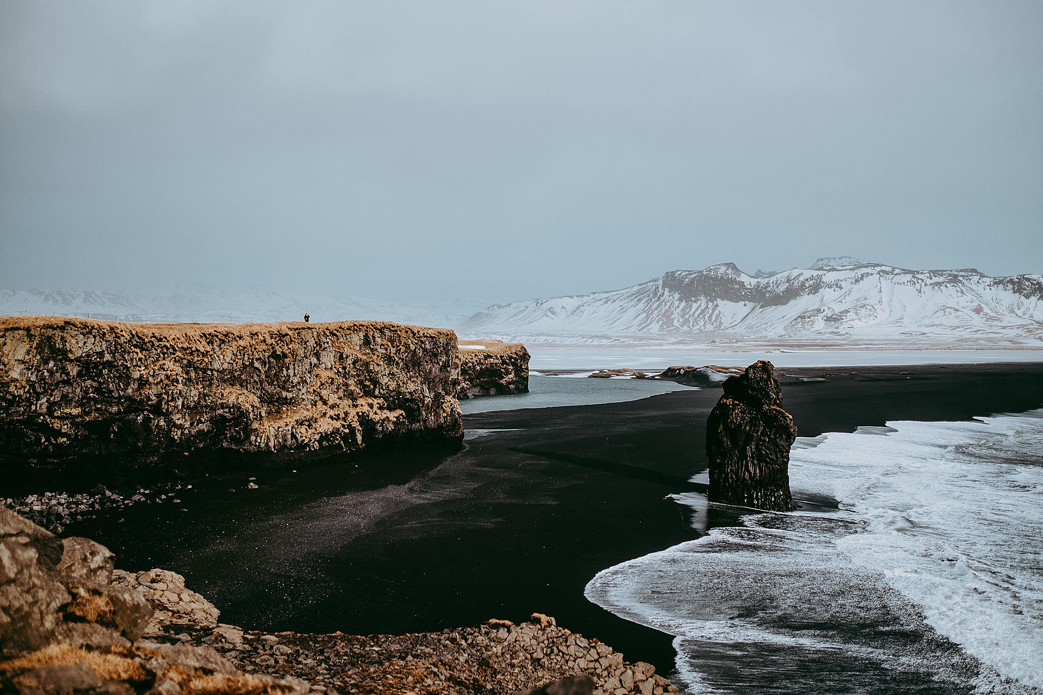 Islands kust